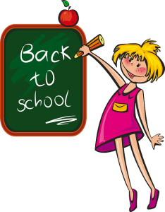 Almost time for Back-to-School