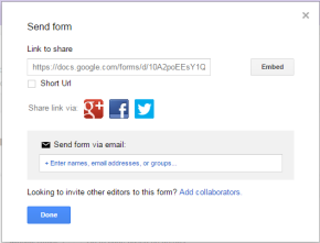 share google form