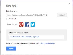 share google form