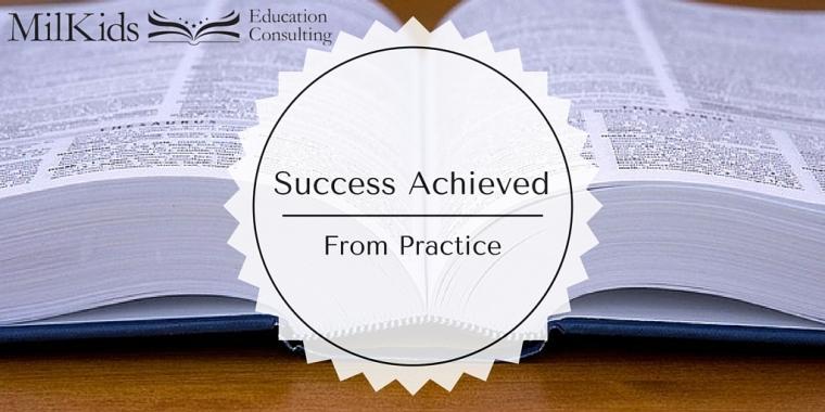 Success Achieved
