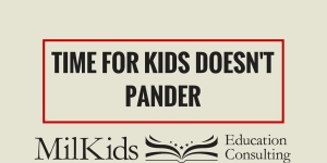 Time for Kids Doesn't Pander