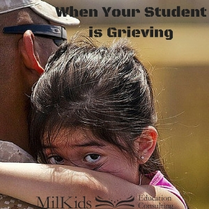When Your Student is Grieving