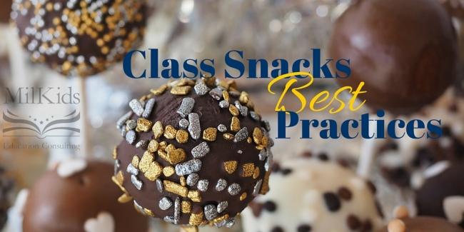 Class Snacks
