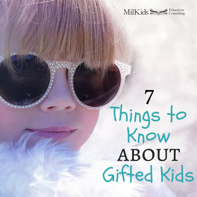 7 Things to Know About Gifted Kids